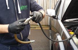 diesel in petrol
